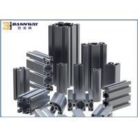 Buy cheap Bosch 2020 3030 4040 5050 6060 8080 100100 Aluminum T Section Extrusions AA6063 Material product