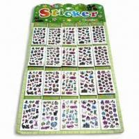 Buy cheap Rubber Magnet Stickers in Various Designs, Safe and Non-toxic product