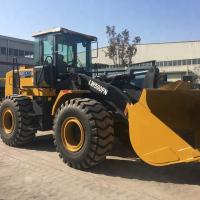 Buy cheap XCMG LW500FN 5 Ton Hydraulic Front Wheel Loader Max. Breakout Force 170kN product