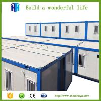 China easy build sandwich panel container house prices prefabricated on sale