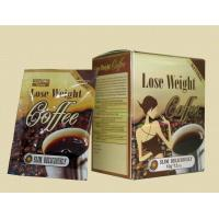 China Healthy Slimming Tea Coffee Natural Lose Weight Coffee Slim Deliciously on sale