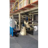 Buy cheap NCR Automatic Carbonless Copying Paper Coating Machine , 100-250m/min product