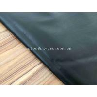 Buy cheap Black Rexine Leatherette PU Synthetic Leather Cloth Faux 54 / 55 Width product