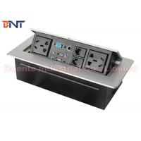 Buy cheap Conference Table Pop Up Outlets With 3-Pin Power Plug And HDMI Port product