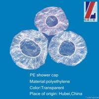 Buy cheap Disposable Pe Shower Cap from wholesalers