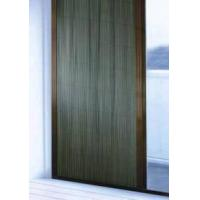 Popular Accordion Horizontal Plisse Screen Door