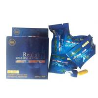Real Skill Male Sexual Stimulant 100% Natural Male Sex Enhancement Capsules