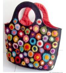 Buy cheap Felt coin purses,have 7 colors product