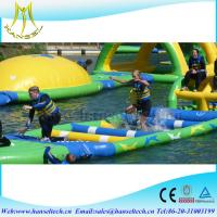 Buy cheap Hansel high quality inflatable wrestling ring for kids water toy product