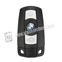 Buy cheap Car Key Spy Camera Side Marked Cards Forecast Poker Cheat Tools from wholesalers