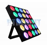 China Professional Audience Blinder Led Rgb Stage Light 3 In 1 25*9W , Vibrant Chasing Effect on sale