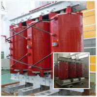 Buy cheap Dry Type  20kV - 250 KVA Transformer High Temperature Fireproof product