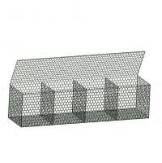 Buy cheap High Strength Hexagonal Gabion Box Reinforced Soil Systems Sample Available product