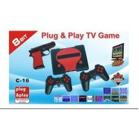 Quality 8BIT TV GAMES C-16 for sale