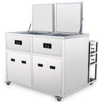 Buy cheap Multi Stage Injection Mould Ultrasonic Cleaning Device Hot Water Cleaning product