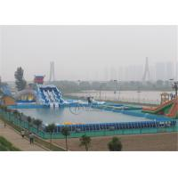 Buy cheap Factory Price Metal Frame Swimming Pool For Water Park product
