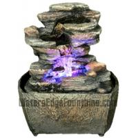 Buy cheap Stone Water Fountain With Shining Ball product
