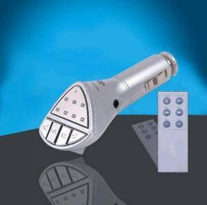 Car MP3 FM Transmitter with Remote Control FM-16A