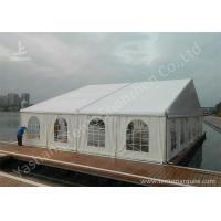 Buy cheap Good Quality High Pressed Aluminum Alloy Frame Outdoor Event Tent with PVC Textile from Wholesalers