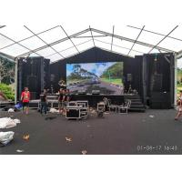 China SMD1921 P3.9 Outdoor Advertising LED Display For Festivals Concerts Events on sale