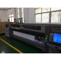Buy cheap Digital uv hybrid printer/large format printing machine for advertising product