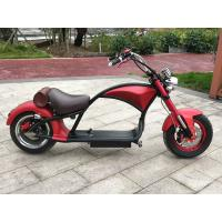 Buy cheap Handleber Acceleration Electric City Bike Aluminium Alloy Color Red 50km/h High Speed product