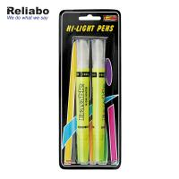 Quality Dual-tip Novelty Highlighter Marker Multi Color Custom Cheap High Quality Sharpie Highlighter for sale