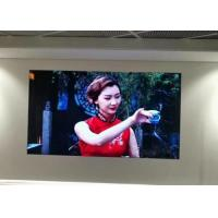 China Wall mounted Small Pixel Pitch LED Display P1.56 With Front Service 3840hz Refresh on sale
