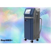 China Leg Hair Removal Machine ,  808nm Laser Diode Hair Removal with 1500ms Pulse Duration on sale