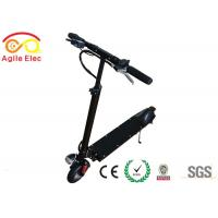 Portable Childrens Electric Scooters Folding Motor