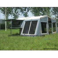 China camping trailer tent on sale