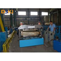 Buy cheap Fully Automatic IBR and Corrugate  Double Layer Roof Roll Forming  380V 50HZ product