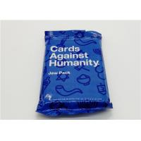 Buy cheap Custom Made Playing Cards Against Humanity Jew Pack With Different Sizes product