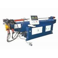 Quality NC Semi-automatic Hydraulic Pipe Bending Machine , Exhaust Tube Bender for sale