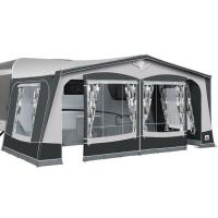 Buy cheap Gray High Top winter Caravan Full Awning with Safe Lock System product