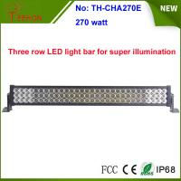 "Buy cheap 270w 35"" 3 rows waterproof IP67 LED light bar, LED mining bar, for 4x4 truck and 4wd auto product"