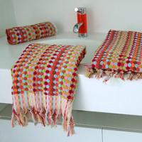 Buy cheap nice print bath towel product