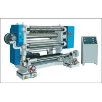 Buy cheap LFQ Series Computer Control Vertical Type paper roll Slitting and Rewinder Machine product