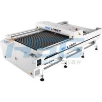 Buy cheap Hot sale HSG LASER best metal and non-metal laser cutting machines product