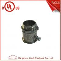 """Buy cheap Electrical Conduit EMT Connector Zinc Die Casting UL Listed 1/2"""" to 4"""" Available product"""