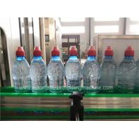 Buy cheap Commercial Soda Water Bottle Filling Machine , Industrial Carbonated Water Making Machine product