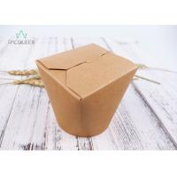 Buy cheap Fast Food Take Out Containers , Hot Food Containers For Restaurants product