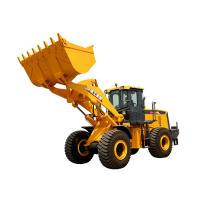 Buy cheap 3.5m³ XCMG Wheel Loader LW600KN Heavy Equipment Road Construction Machinery With Guide Control product