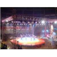 Buy cheap Easy Install Roof Stage Truss for Event , Small Stage Lighting Truss product
