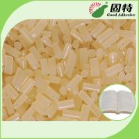 Buy cheap Hot Melt Side Glue For Bookbinding ,  For Book Cover Of ≤157g Coated Paper product