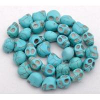 Buy cheap Hf-t0015 Carved Skull Beads product