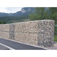 Buy cheap Welded Gabion Box slope stabilisation mesh Galvanized wire mesh product