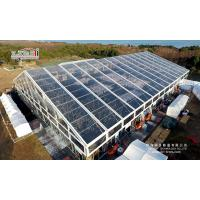 Buy cheap 50m Width Large Luxury Wedding Tents , Transparent Top Tent For Different Event Festival from wholesalers