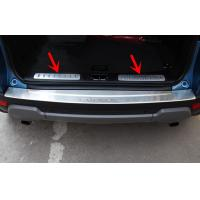 Buy cheap Inner Custom Door Sill Plates Illuminated Stainless Steel For Rangerover Evoque 2012 product