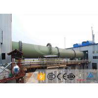 Quality Yz3529 Rotary Kiln In Cement Plant 400 Tons High Capacity Low Speed Driven for sale